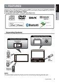 VZ402E VX402E - Alarm Service - Page 3