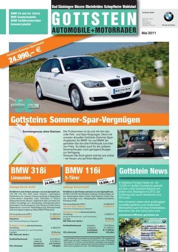 E - BMW Gottstein
