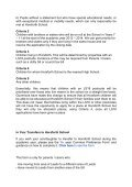 Annual Cycle of Admissions at Horsforth School The Draft School ... - Page 2