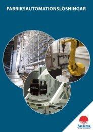 Fastems automationsbroschyr 2012 (PDF)