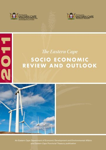 EC Socio Economic Review and Outlook 2011 - Dedea
