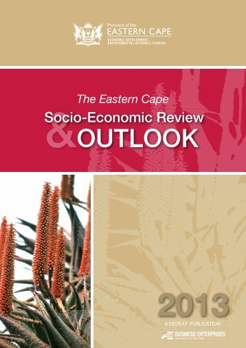 Socio-Economic Review and Outlook 2013_for web - Dedea