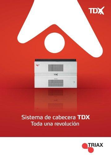 Sistema de cabecera TDX - Hirschmann