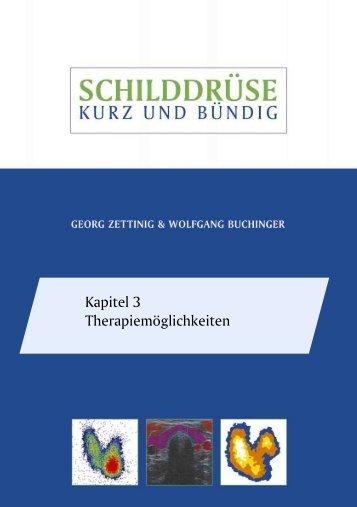 Kapitel 3 Therapiemöglichkeiten