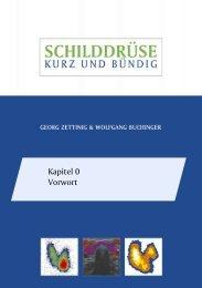 Kapitel 0 Vorwort - schilddrüse österreich