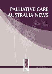 Download - Palliative Care Australia