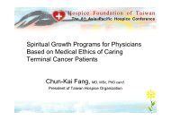 Spiritual Growth Programs for Physicians Based on Medical Ethics ...