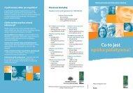 Co to jest opieka paliatywna? - Palliative Care Australia