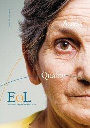 Download EoL Autumn 2011 - Palliative Care Australia