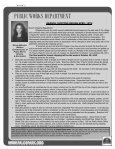 MAYOR'S MESSAGE - Village of Palos Park, Illinois - Page 6