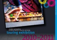 touring exhibition - Queensland Art Gallery