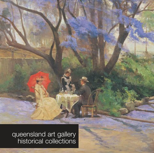 queensland art gallery historical collections
