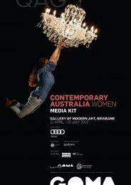 CONTEMPORARY AUSTRALIA WOMEN - Queensland Art Gallery ...