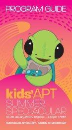 Download Kids' APT5 Summer Spectacular Program Guide