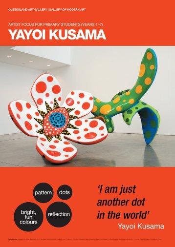 YAYOI KUSAMA - Queensland Art Gallery