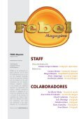 FEBEL Magazine Especial Verano - Page 2