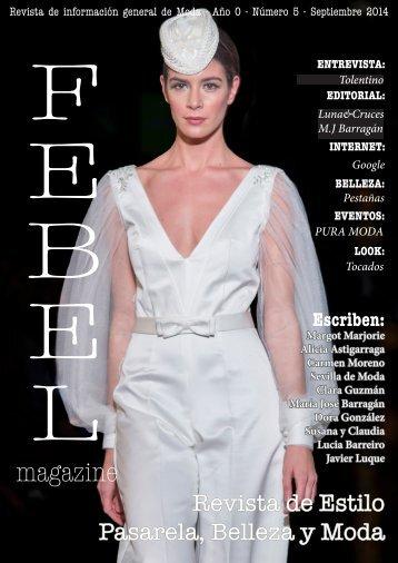 FEBEL Magazine Septiembre 2014