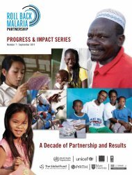 A Decade of Partnership and Results - libdoc.who.int - World Health ...