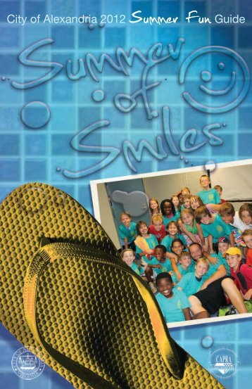 Summer Camps Guide - City of Alexandria