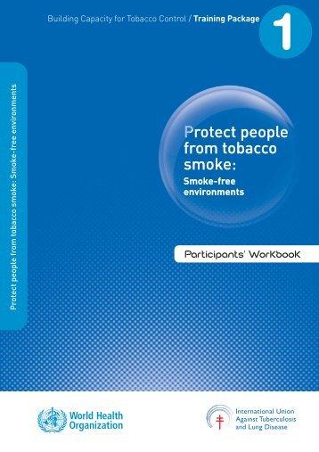 Participants' Workbook - libdoc.who.int - World Health Organization