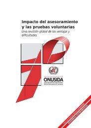 Impacto del asesoramiento y las pruebas voluntarias - libdoc.who.int