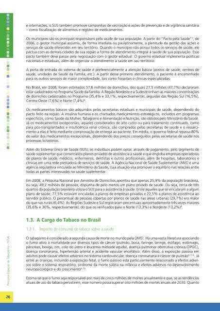 Pesquisa Especial de Tabagismo PETab - libdoc.who.int