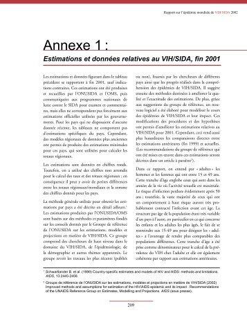 Annexe 1 : - libdoc.who.int