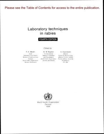 in rabies - libdoc.who.int - World Health Organization