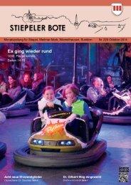 Stiepeler Bote 220 - Oktober 2014