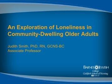 Smith presentation_Jan2013 - Institute for Public Health