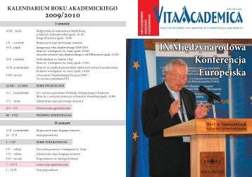 Vita Academica 5(53) - Uniwersytet Papieski Jana Pawła II
