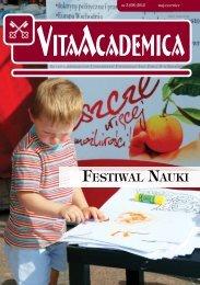 Vita Academica 3(68) - Uniwersytet Papieski Jana Pawła II