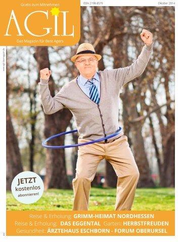 AGIL - Ausgabe Oktober 2014