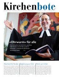 Thurgauer Kirchenbote Februar 2014 - Evangelische Landeskirche ...