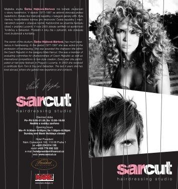 hairdressing studio hairdressing studio - Expats.cz