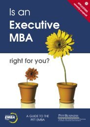 Executive MBA right for you? - Expats.cz