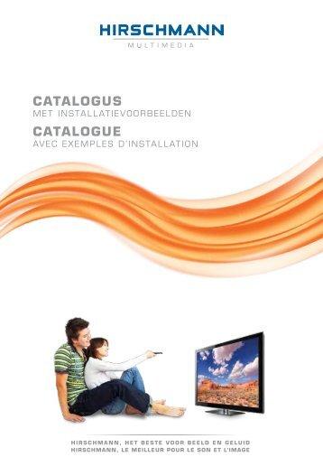 CATALOGUS CATALOGUe - Hirschmann
