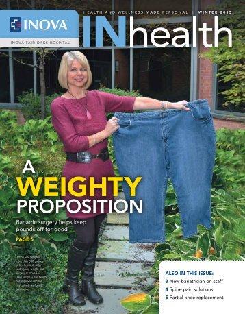 Weighty - Inova Health System