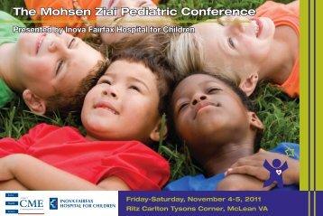 The Mohsen Ziai Pediatric Conference - Inova Health System