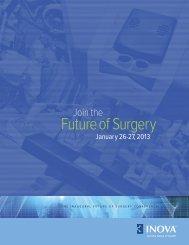 FutureofSurgery - Inova Health System