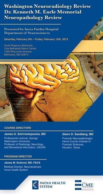 Washington Neuroradiology Review - Inova Health System