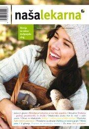 Revija za zdrav življenjski slog - Naša lekarna