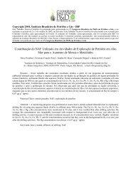 Contribuição do NAF Utilizado em Atividades de Exploração ... - ABPG