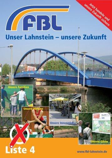 unsere Zukunft - Fbl-Lahnstein