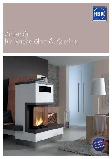 Zubehör für Kachelöfen & Kamine 2014