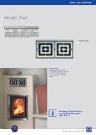 Zubehör für Kachelöfen & Kamine 2014 - Seite 5