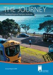 ARTA Annual Report 2009 - Auckland Transport