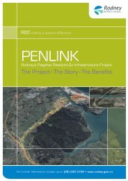 The Penlink project, story and benefits - Auckland Transport