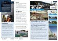 Read New Lynn Matters (June 2012) - Auckland Transport