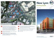 Guide to your parking options in New Lynn - Auckland Transport